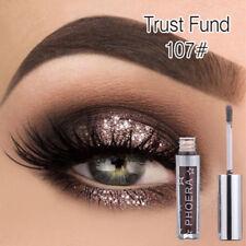 12colors Eyeshadow Liquid Waterproof Glitter Eyeliner Shimmer Maquillaje