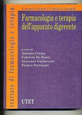 FARMACOLOGIA E TERAPIA DELL'APPARATO DIGERENTE # UTET 1999 *M