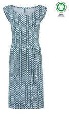Tranquillo Kleid dress Jorinde blau grün Baumwolle organic cotton antlantica