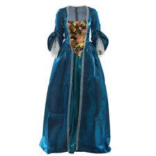 Misses Colonial Rococo Baroque Robe 18ème Siècle Reine Princesse Robe extérieur
