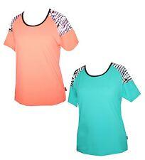 Schneider Sportswear Damen Sportshirt T-Shirt Pulli Sport Fitness Laufshirt 40