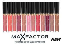 Max Factor Lipfinity Velvet Matte Lipstick 4g Choose Color