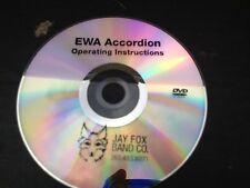 Scandalli / Paolo Soprani EWA Accordion Instructional DVD