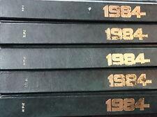COLECCIÓN Tapas Originales 1984 Comics Toutain Editor para Encudernar los Comics
