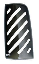 120852 GT Styling Tailblazers Taillight Covers Diagonal Slants 2 Pcs Smoke
