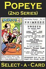 Primrose POPEYE 2nd Series - Select-A-Card