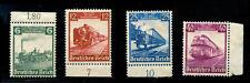 momen: Germany Stamps #459-462 Mint OG NH VF