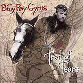 Billy Ray Cyrus - Trail of Tears  (CD, Aug-1996, Mercury)