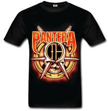 Pantera Dimebag Darrell 100% Cotton Graphic T-Shirt - XS S M L