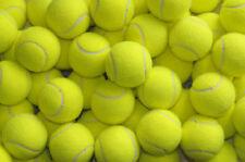 4-100PC Nueva pelotas de tenis Ideal Para Perros Juguetes o jardín Cricket o incluso de tenis