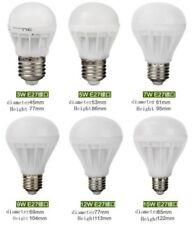 Lumières  d'urgence de l'ampoule E27 220V de LED 3/5/7/9/12W
