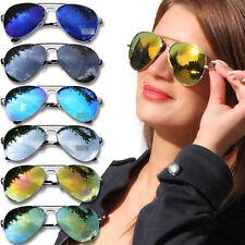 Gafas de sol Piloto Aviador tipo espejo
