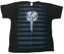 OFFICIAL Merchandise Korn Gothic Dagger T-SHIRT XL