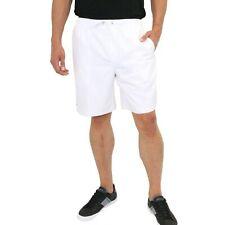 Lacoste Quartier Shorts Hose Sporthose Tennis Herren Weiß GH353T 001