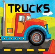 Trucks: A Mini Animotion Book by Accord Publishing Board book Book The Cheap