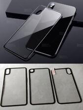 3D iPhone X XR XS Max Schutzglas Rückseite Panzerfolie Displayschutz Schutzfolie