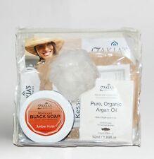 Argan Oil Bath & Body Gift Sets - Amber Musk