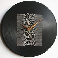 """Joy Division-Unknown Pleasures (1979) - 12"""" Reloj De Discos De Vinilo"""