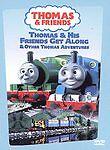 😀 Thomas  Friends - Thomas  His Friends Get Along (DVD, 2004)
