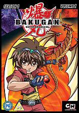 Bakugan Battle Brawlers - Series 1 Vol 1 (DVD, 2009)