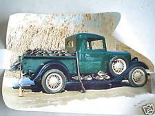 Ken Hutchison Old Truck w Duck Decoys Photograph Print