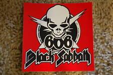 Black Sabbath Sticker (S18)