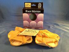 Dance Shoes by Dance Class Foot Mitten Sizes XS, S