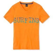 Schiesser Niños Surf camiseta escote en V de manga corta chillshirt interior