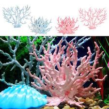 LC_ VASCA ACQUARIO finto artificiale scogliera da Corallo DECORAZIONE ornamenti