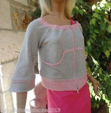SAVE THE QUEEN : veste modèle TRAPEZE neuve, étiquetée- col été 2013 valeur 218€