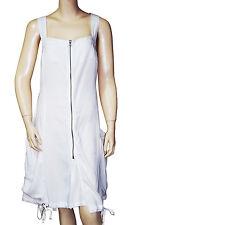 Robe fluide femm LOLA ESPELETA BAMBOO blanche