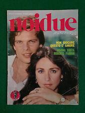 Fotoromanzo NOIDUE 1983 n.92 , MARINA COFFA , ROBERTO FABIANI
