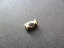Bone Beads Dyed 028(12x6mm.) 20  pc jewelry making craft