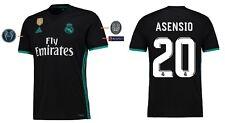 Camiseta real madrid 2017-2018 away UCL-Asensio 20 [164-xxl] Champions League