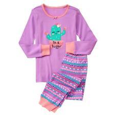 NWT Gymboree Girls Gymmies pajamas I am Hugger 3,4,5,6,7,8,10