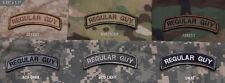 Mil Spec Monkey MSM Regular Guy Patch-Multicam-Woodland-Desert-SWAT-ACU