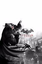 RGC Huge Poster - Batman Arkham City PS3 XBOX 360 - BAT010