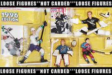 SLU NHL 1996 PAUL KARIYA JOE SAKIC AVS JIM CAREY CAPS TOM BARRASSO PENS LOOSE