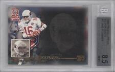 1999 Pacific Omega EO Portraits #1 Jake Plummer BGS 8.5 Arizona Cardinals Card
