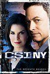 CSI: NEW YORK - SEASON 7 (NEW DVD)
