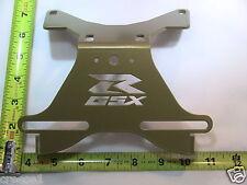 SUZUKI GSXR GSX-R 1000 FENDER ELIMINATOR GOLD LOGO 2003 2004