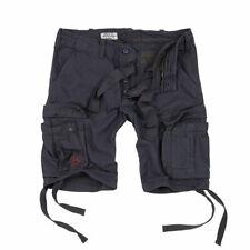 Surplus Shorts Airborne Vintage Anthracite