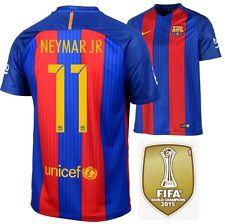 Trikot Nike FC Barcelona 2016-2017 Home WC - Neymar 11 [128 bis XXL] Barca Badge