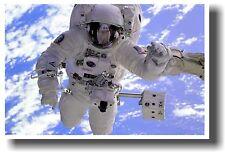NASA Astronaut in Orbit - Space Walk NEW POSTER