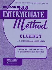 Rubank Intermediate Method : Clarinet