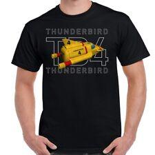 Thunderbird 4 Adult T-Shirt