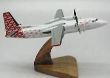 Fokker 50 Miniliner F50 Airplane Wood Model Replica XXL Free Shipping