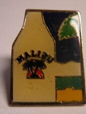 Malibu Rum Hat Lapel Pin HP2838