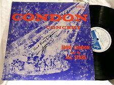 EDDIE CONDON Concert WILD BILL DAVISON Autographed LP