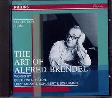 ALFRED BRENDEL - THE ART OF ALFRED BRENDEL